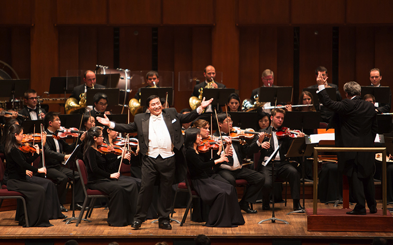 Photo News Kennedy Center Premiere For The Symphony Orchestra