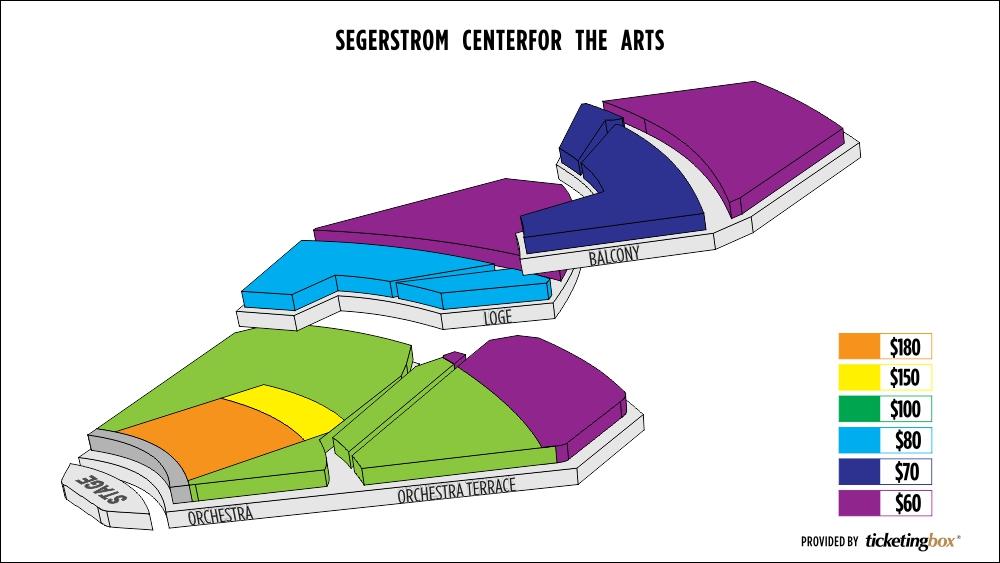 Segerstrom Seating Chart Cabinets Matttroy