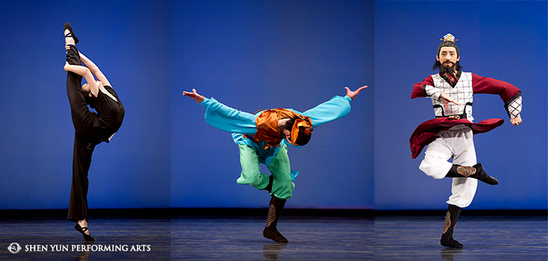 7 Differences Between Ballet and Classical Chinese Dance