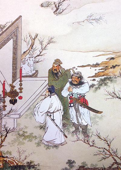 schlachten der chinesischen geschichte